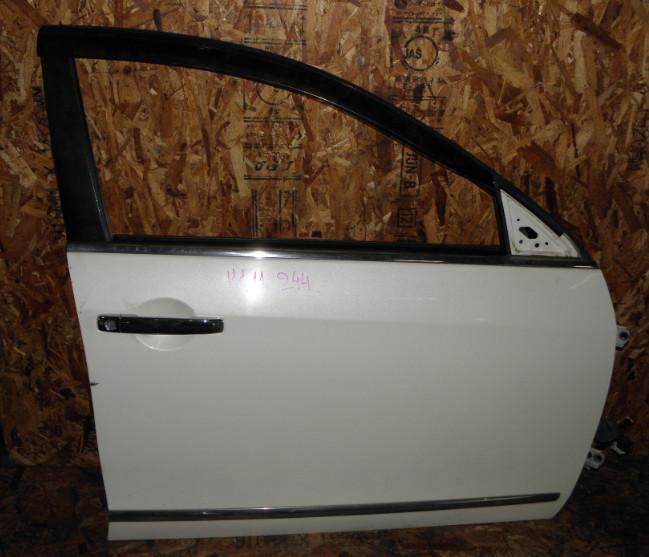Дверь Nissan Bluebird Sylphy KG11 MR20DE 2006 передняя правая