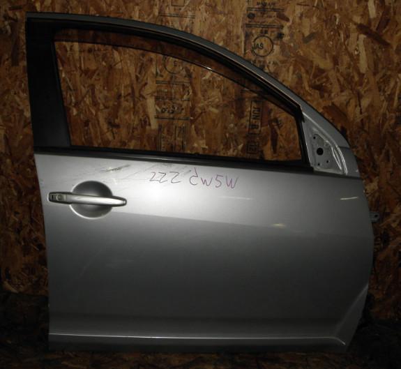 Дверь Mitsubishi Outlander Xl CW5W 4B12 2006 передняя правая