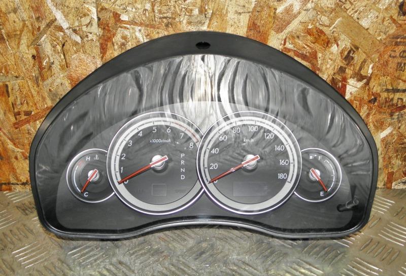 Щиток приборов Subaru Legacy BP5 EJ203 2004