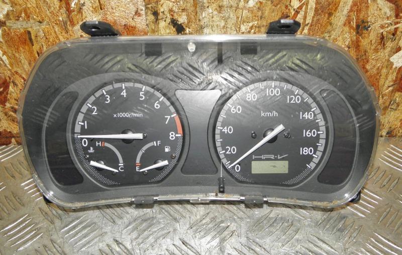 Щиток приборов Honda Hr-V GH4 D16A 1999