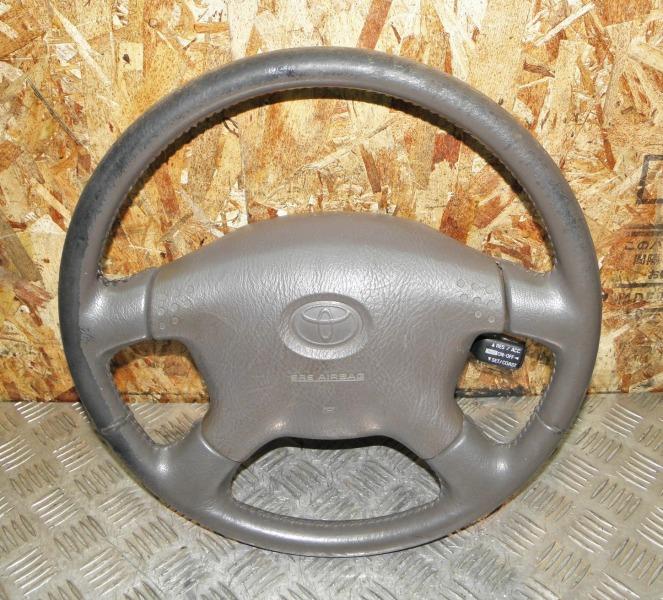 Руль Toyota Sequoia UCK45 2UZFE 2000