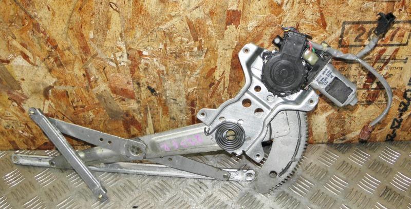 Стеклоподъемник Nissan Expert VNW11 QG18DE 2001 передний правый