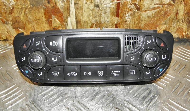 Блок управления климат-контролем Mercedes-Benz C-Class W203 271946 2004