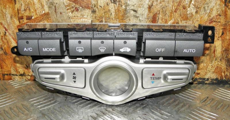 Блок управления климат-контролем Honda Fit GD1 L13A 2006
