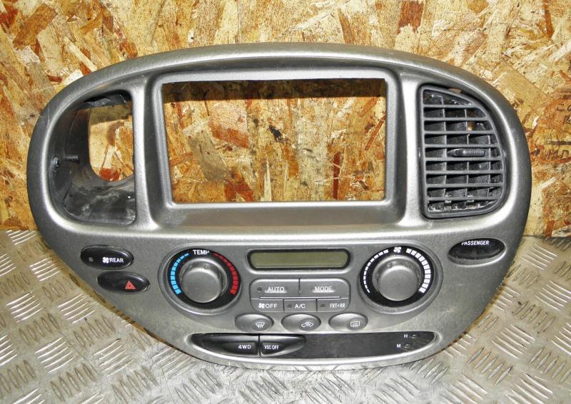 Блок управления климат-контролем Toyota Sequoia UCK45 2UZFE 2000