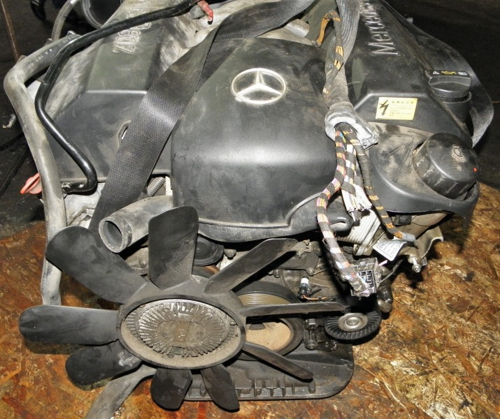 Двс Mercedes-Benz Ml320 W163 112.942 30 296996 1998