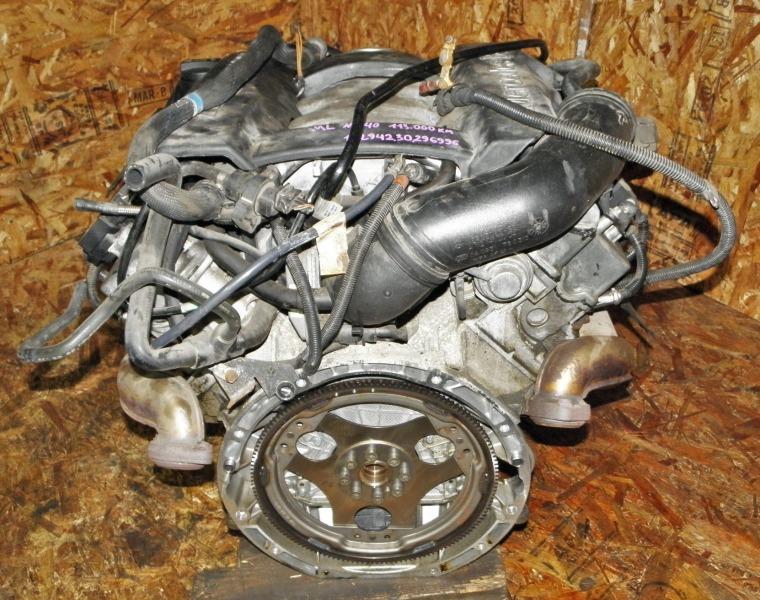 Двс Mercedes-Benz Ml320 W163 112.942 30 296996 1998