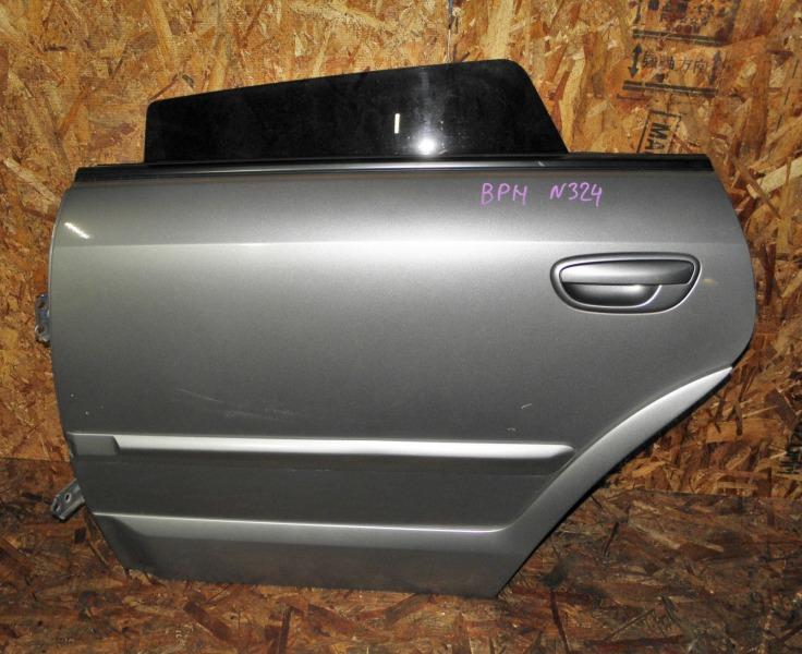 Дверь Subaru Outback BPH EJ255HCFME 2008 задняя левая