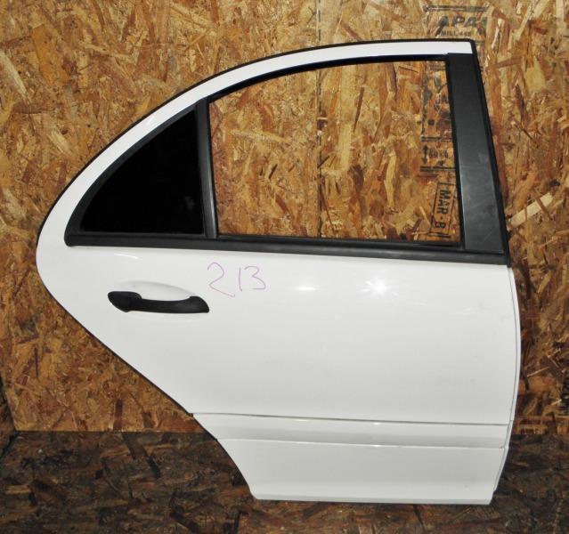 Дверь Mercedes-Benz C-Class W203 271946 2004 задняя правая