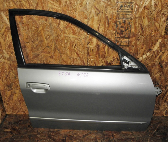 Дверь Mitsubishi Galant EC5A 6A13 1996 передняя правая
