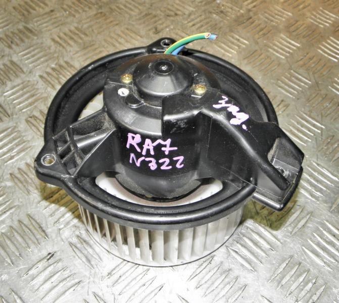 Мотор печки Honda Odyssey RA7 F23A 2001 задний