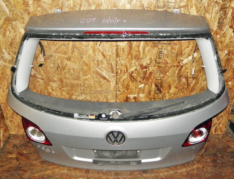 Дверь задняя Volkswagen Golf Plus 1KBLP BLF 2007