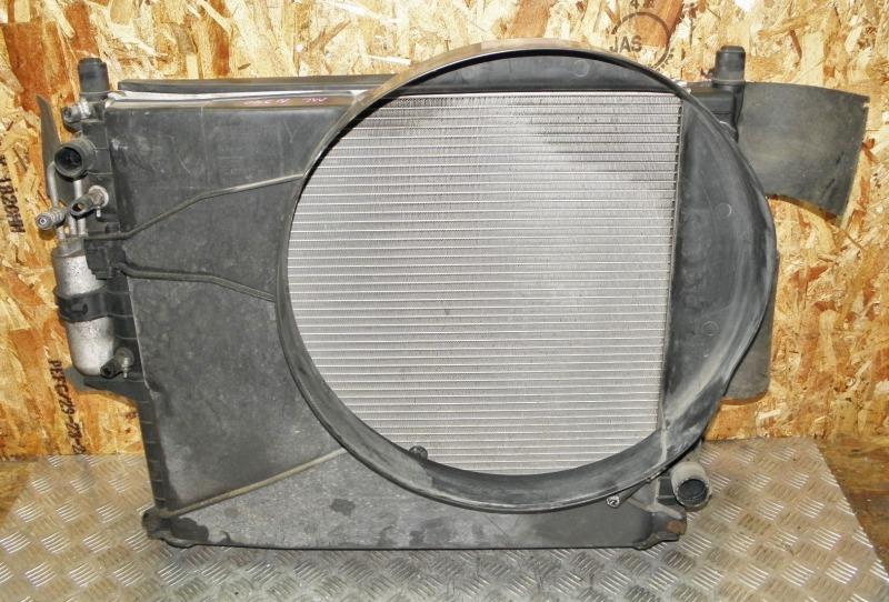 Радиатор двс Mercedes-Benz Ml320 W163 112.942 30 296996 1998
