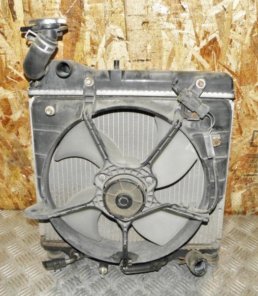 Радиатор двс Honda Fit GD1 L13A 2002