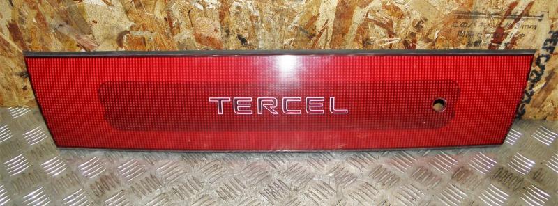 Вставка между стопов Toyota Tercel EL43 5EFE 1991