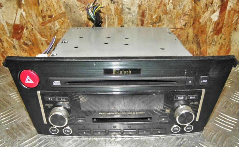 Магнитола Subaru Legacy BP5 EJ203 2004