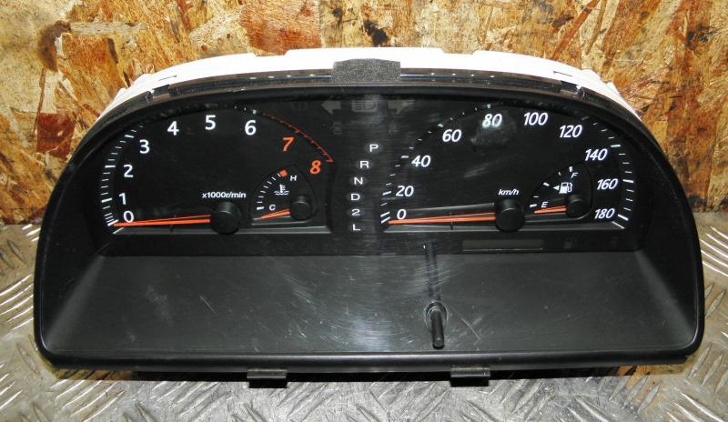 Щиток приборов Toyota Camry ACV30 2AZFE 2002