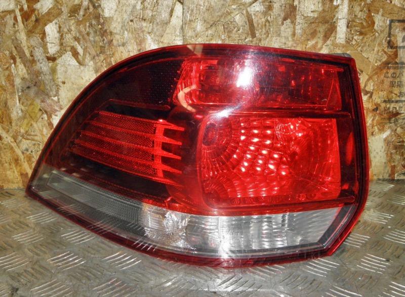 Стоп Volkswagen Golf 6 Variant 5K1 CAVD 2010 задний левый