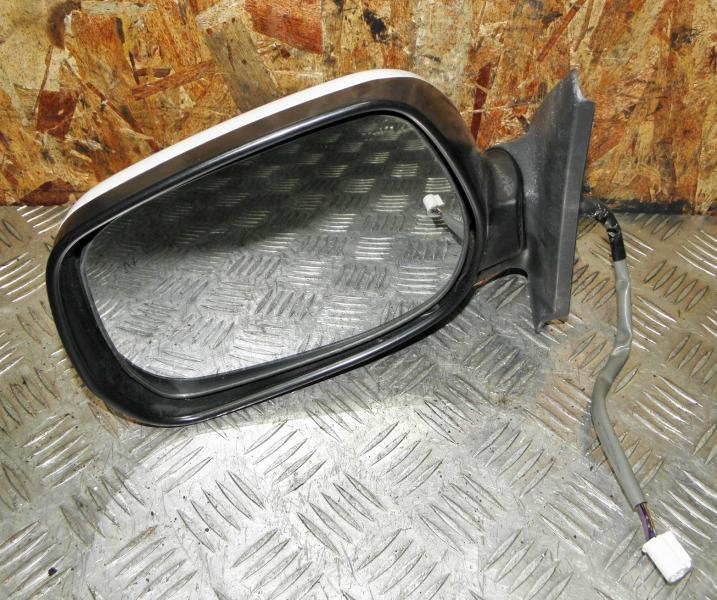 Зеркало Toyota Sienta NCP81 1NZFE 2004 переднее левое