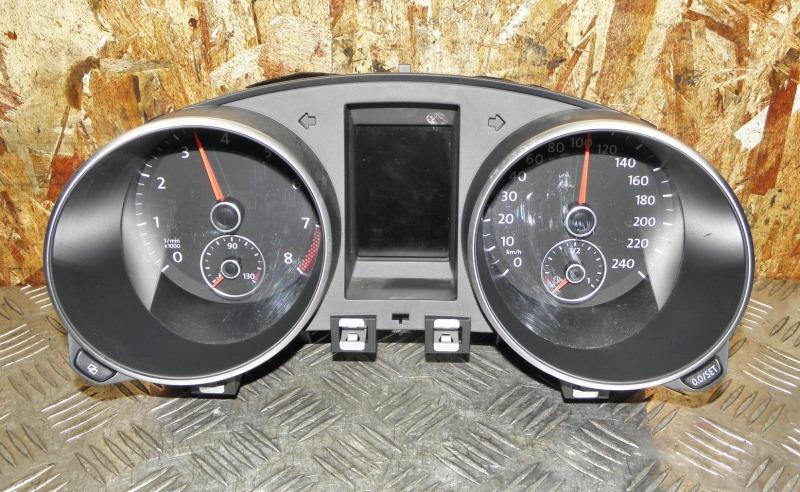 Щиток приборов Volkswagen Golf 6 Variant 5K1 CAVD 2010
