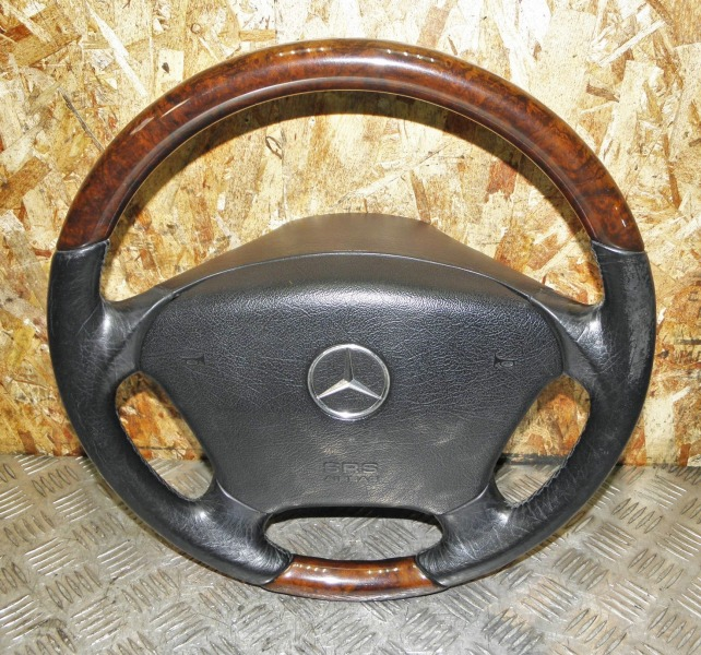 Руль Mercedes-Benz Ml320 W163 112.942 30 296996 1998