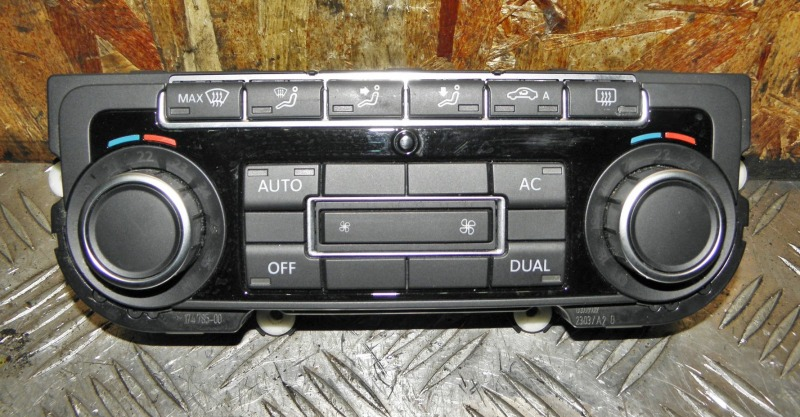 Блок управления климат-контролем Volkswagen Golf 6 Variant 5K1 CAVD 2010