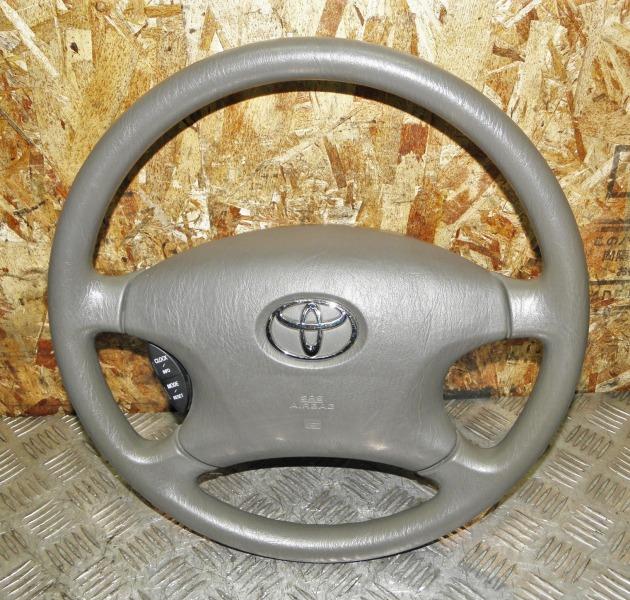 Руль Toyota Camry ACV30 2AZFE 2002