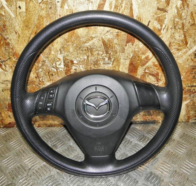 Руль Mazda Axela BK5P ZY 2004