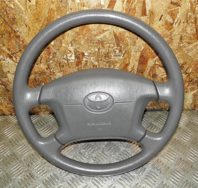 Руль Toyota Corolla Spacio AE115 7AFE 1999