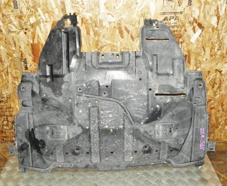 Защита двс Subaru Forester SG5 EJ205DXSBE 2004