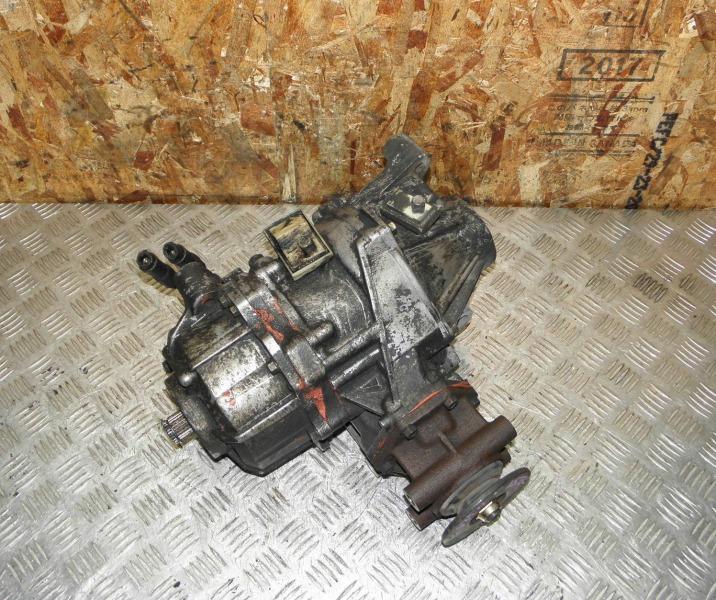 Редуктор Mitsubishi Galant EC5A 6A13 1996 задний