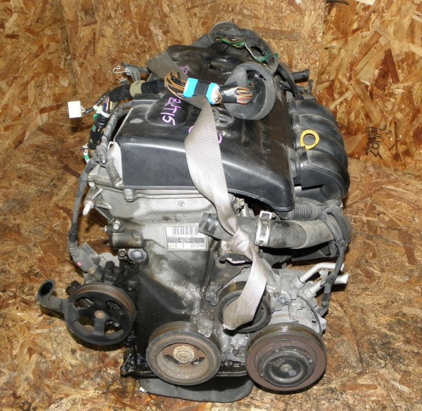 Двс Toyota Opa ZCT15 1ZZFE 2002