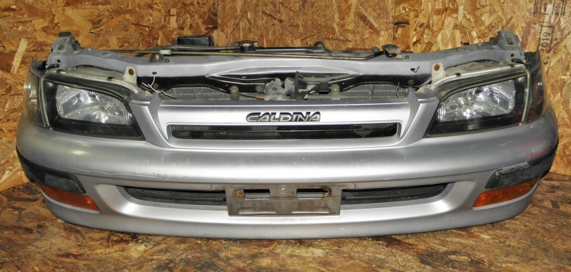 Nose cut Toyota Caldina AT191 7AFE 1996