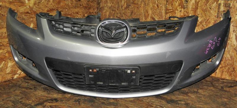 Бампер Mazda Cx-7 ER3P L3-VDT 2007 передний