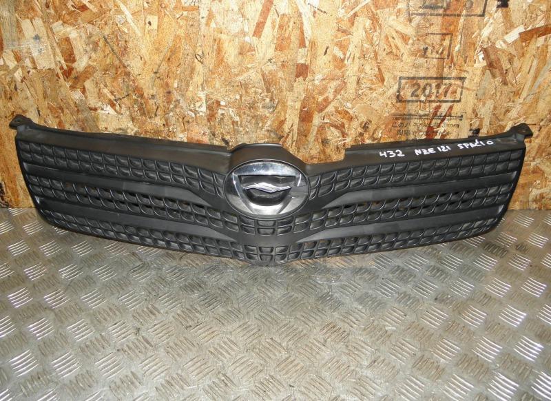 Решетка радиатора Toyota Corolla Spacio NZE121 1NZFE 2002