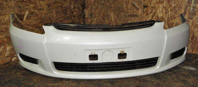Бампер Toyota Wish ZNE10 1ZZFE 2003 передний