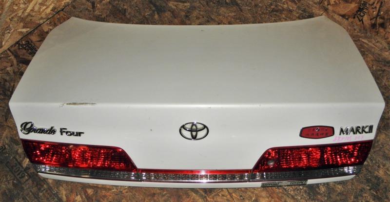 Крышка багажника Toyota Mark Ii JZX105 1JZ-GE