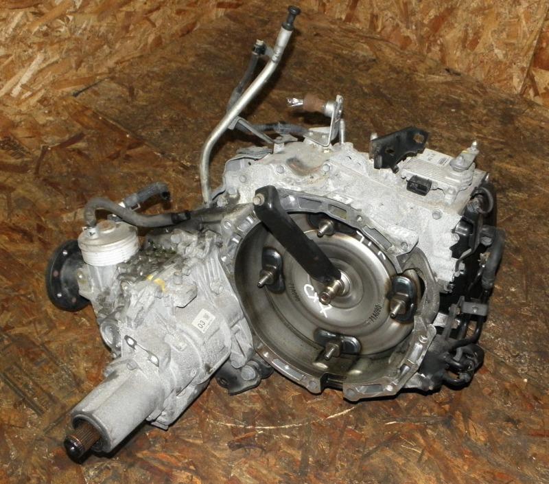 Акпп Mazda Cx-7 ER3P L3-VDT 2007
