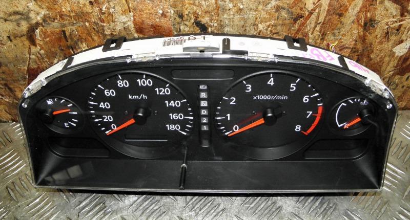 Щиток приборов Nissan Sunny FB15 QG15DE 2000