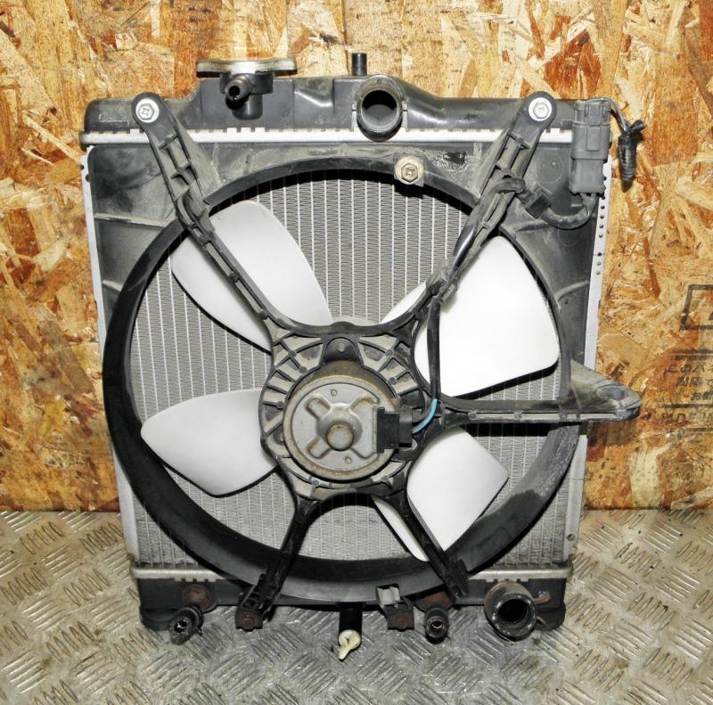 Радиатор двс Honda Hr-V GH4 D16A 1999