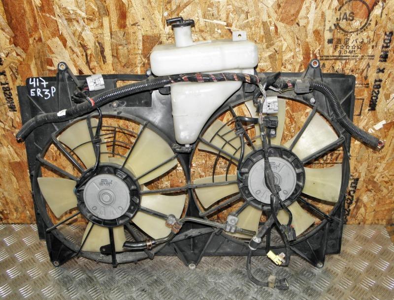 Диффузор радиатора Mazda Cx-7 ER3P L3-VDT 2007