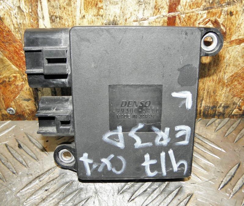 Блок управления вентилятором Mazda Cx-7 ER3P L3-VDT 2007