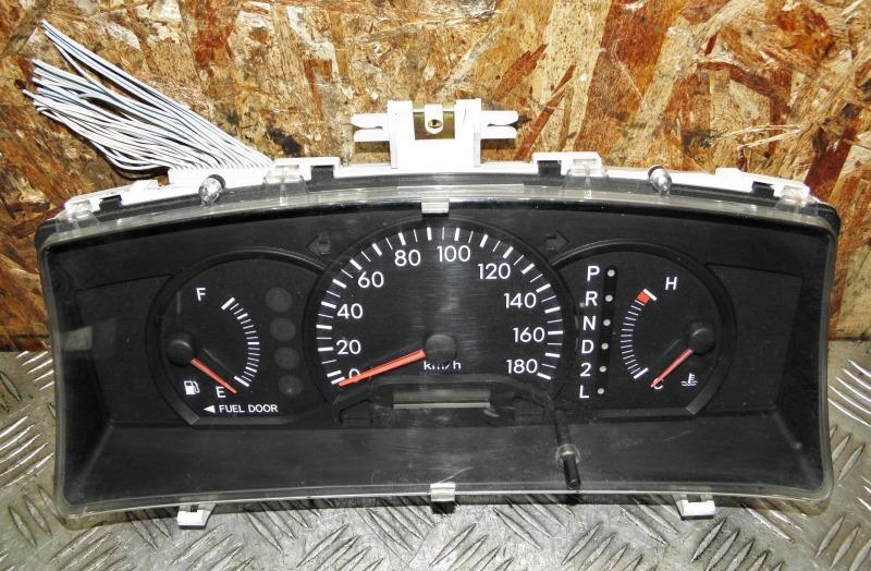 Щиток приборов Toyota Corolla Spacio NZE121 1NZFE 2002