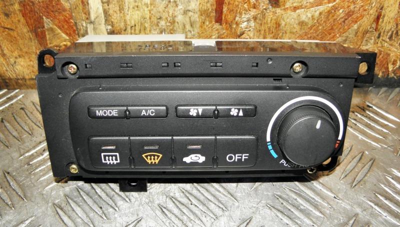 Блок управления климат-контролем Honda Avancier TA2 F23A 2001