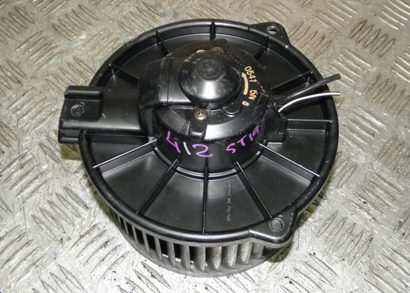 Мотор печки Toyota Corona ST195 3SFE 1993