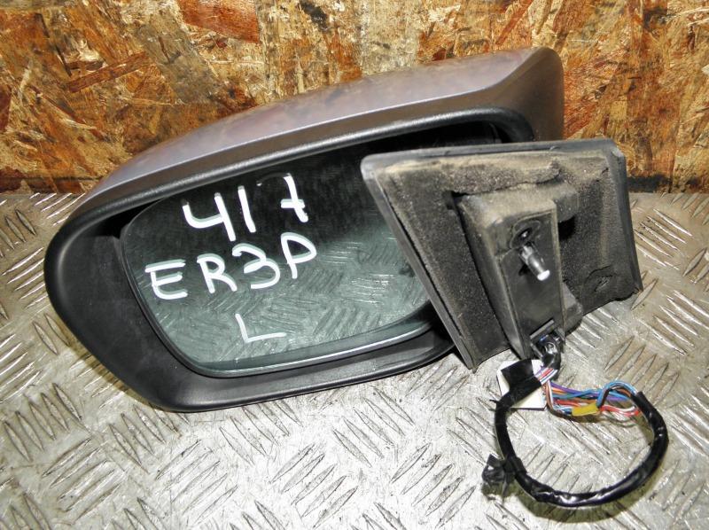 Зеркало Mazda Cx-7 ER3P L3-VDT 2007 переднее левое