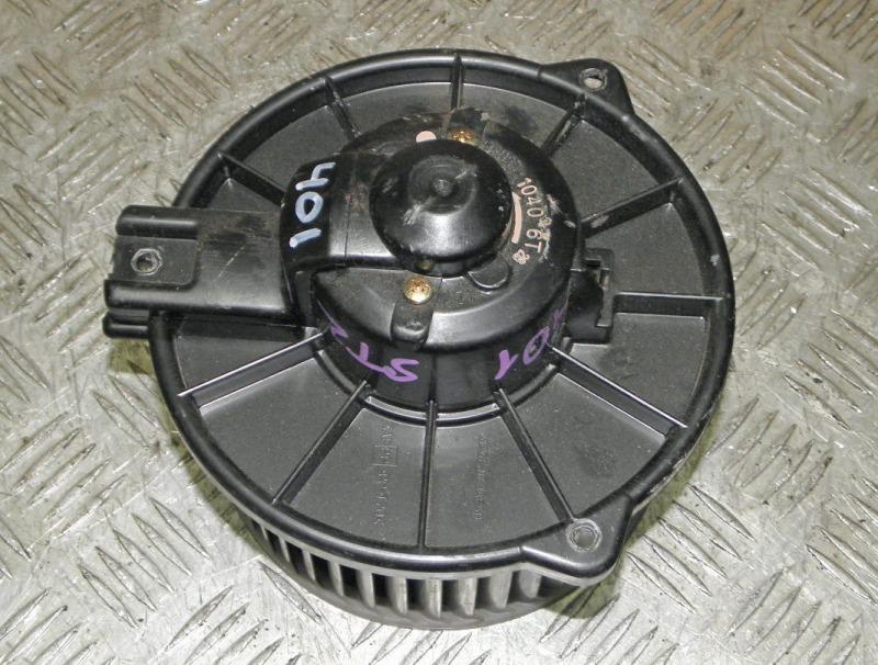 Мотор печки Toyota Caldina ST215 3SFE 1998