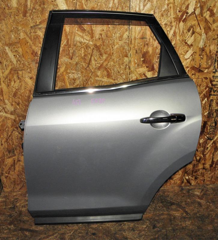 Дверь Mazda Cx-7 ER3P L3-VDT 2007 задняя левая