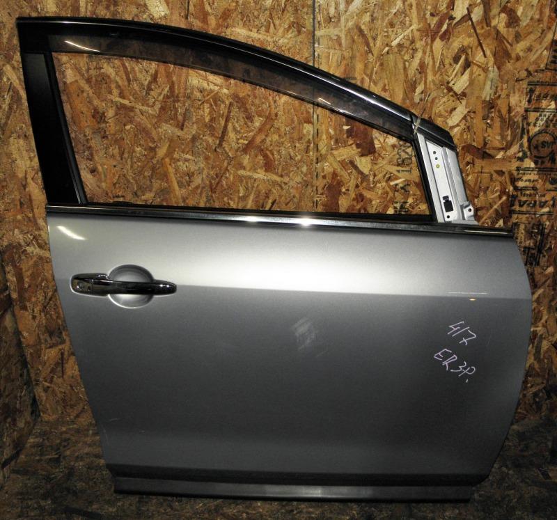 Дверь Mazda Cx-7 ER3P L3-VDT 2007 передняя правая
