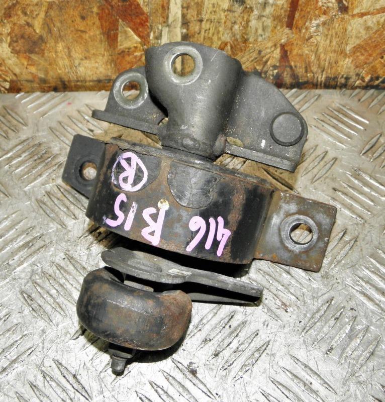 Подушка двигателя Nissan Sunny FB15 QG15DE 2000 правая